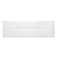 BALDOCER DECOR LUMINER BLANCO BRILLO 28X85